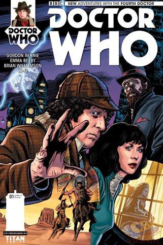 Dr who2 - Brian Williamson