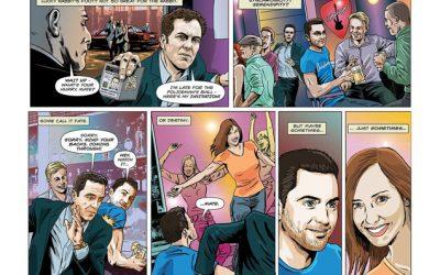 Stan Lee's Lucky Man Comic
