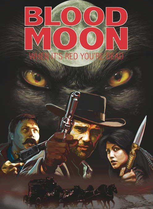 Blood Moon Film Poster