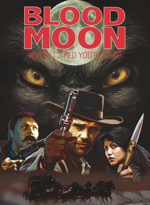 Blood Moon Poster - Brian Williamson
