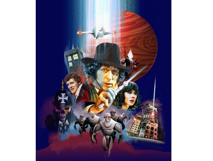 Doctor Who brian williamson comic book artist