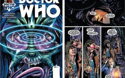 Dr Who Comics Day at Forbidden Planet