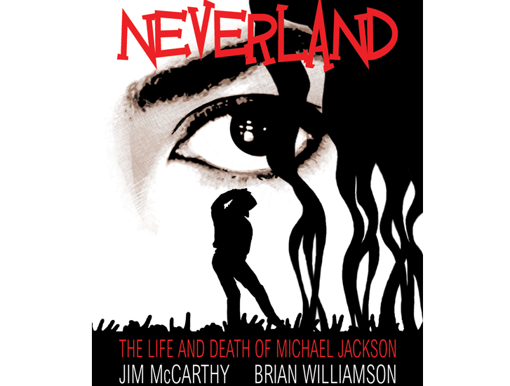 Michael Jackson Neverland brian williamson comic book artist