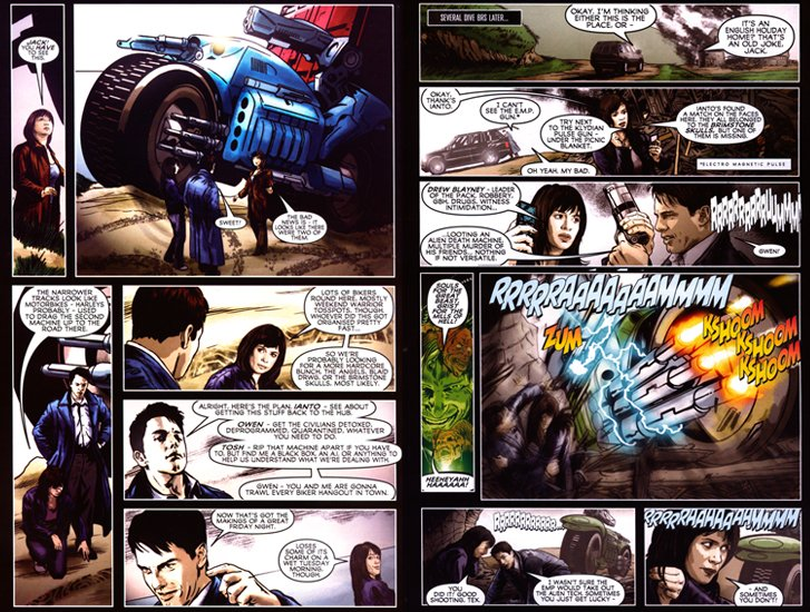 Torchwood Jetsam