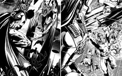 Thunder Agents – Artwork