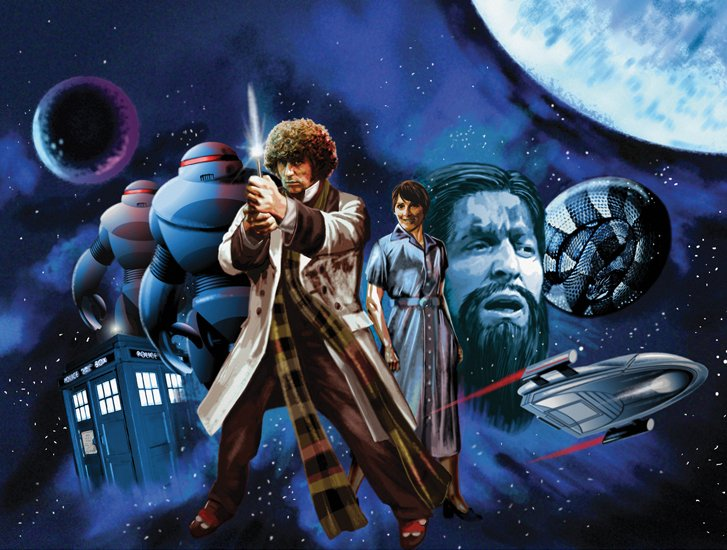 brian williamson comic book artist dr who