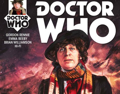brian williamson comic book artist dr who tom baker