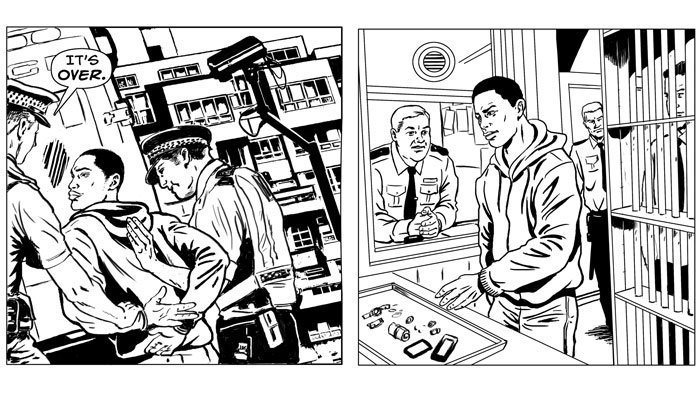 Top Boy Storyboards